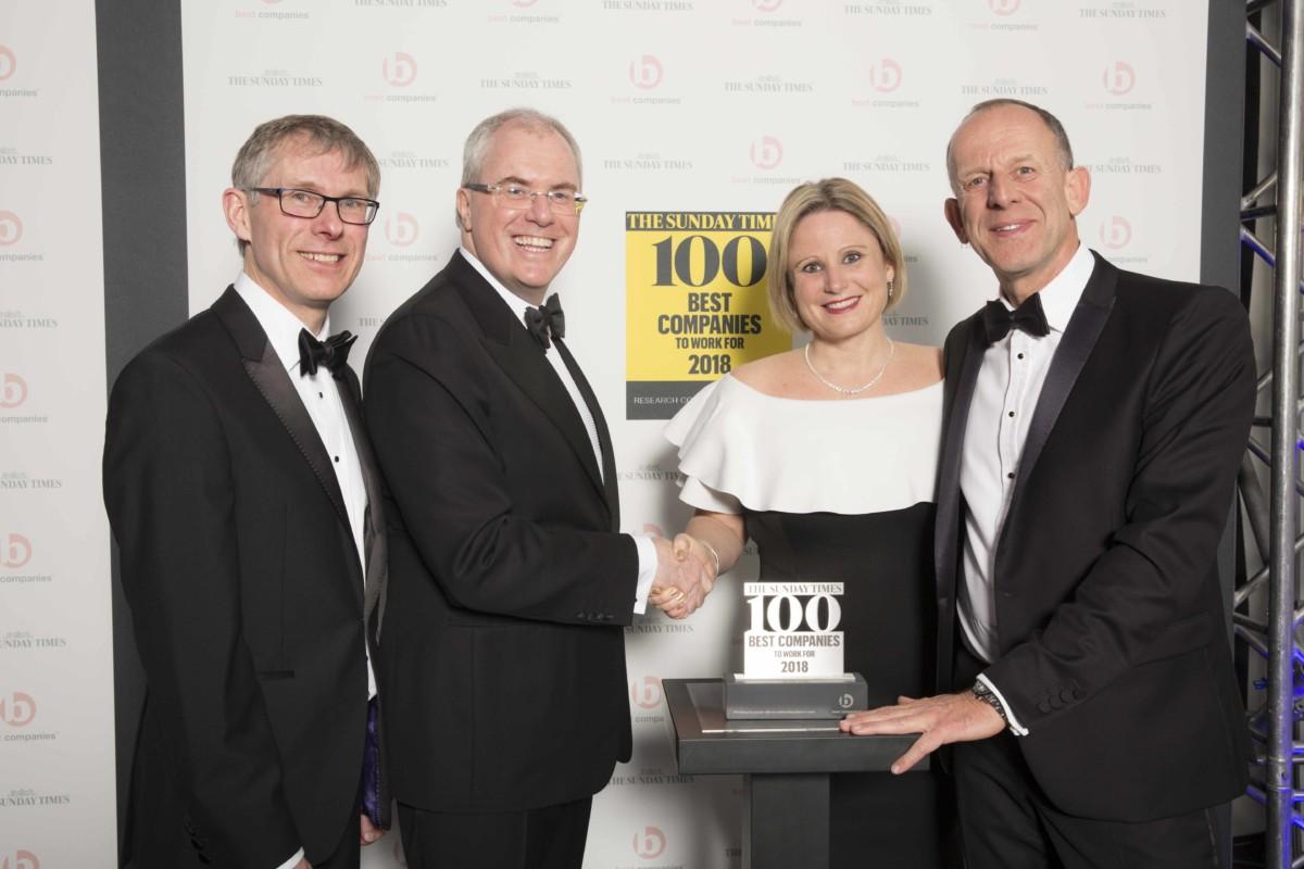 Beaverbrooks Best Companies 2018