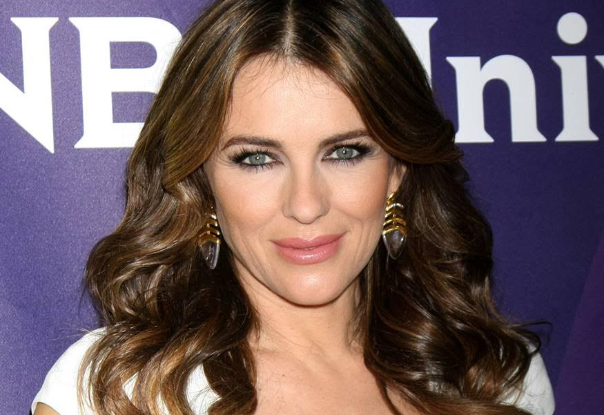 Elizabeth Hurley will be the guest of honour at CARAT+ in May. Image credit Shutterstock