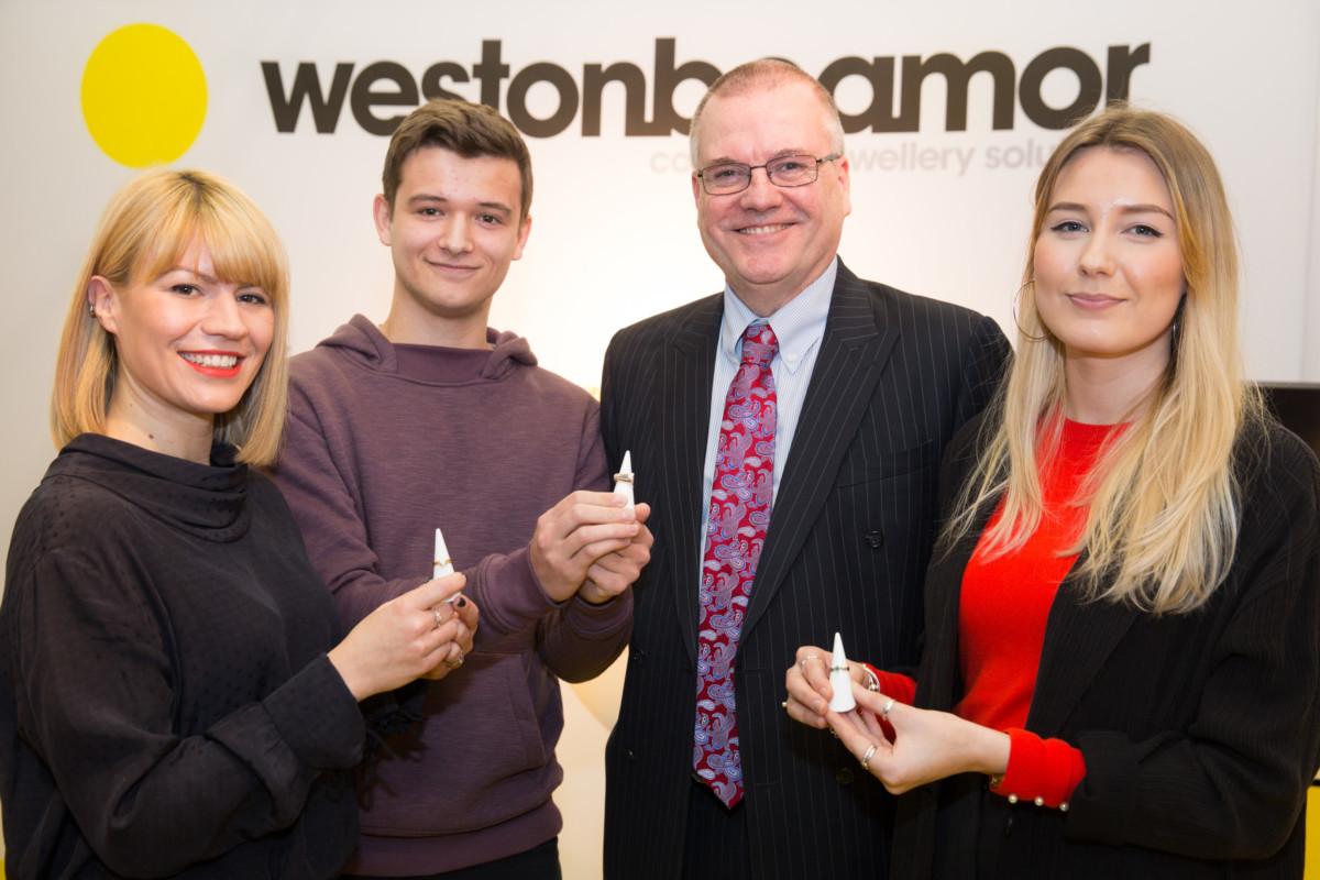 Weston Beamor Student Prize 2018