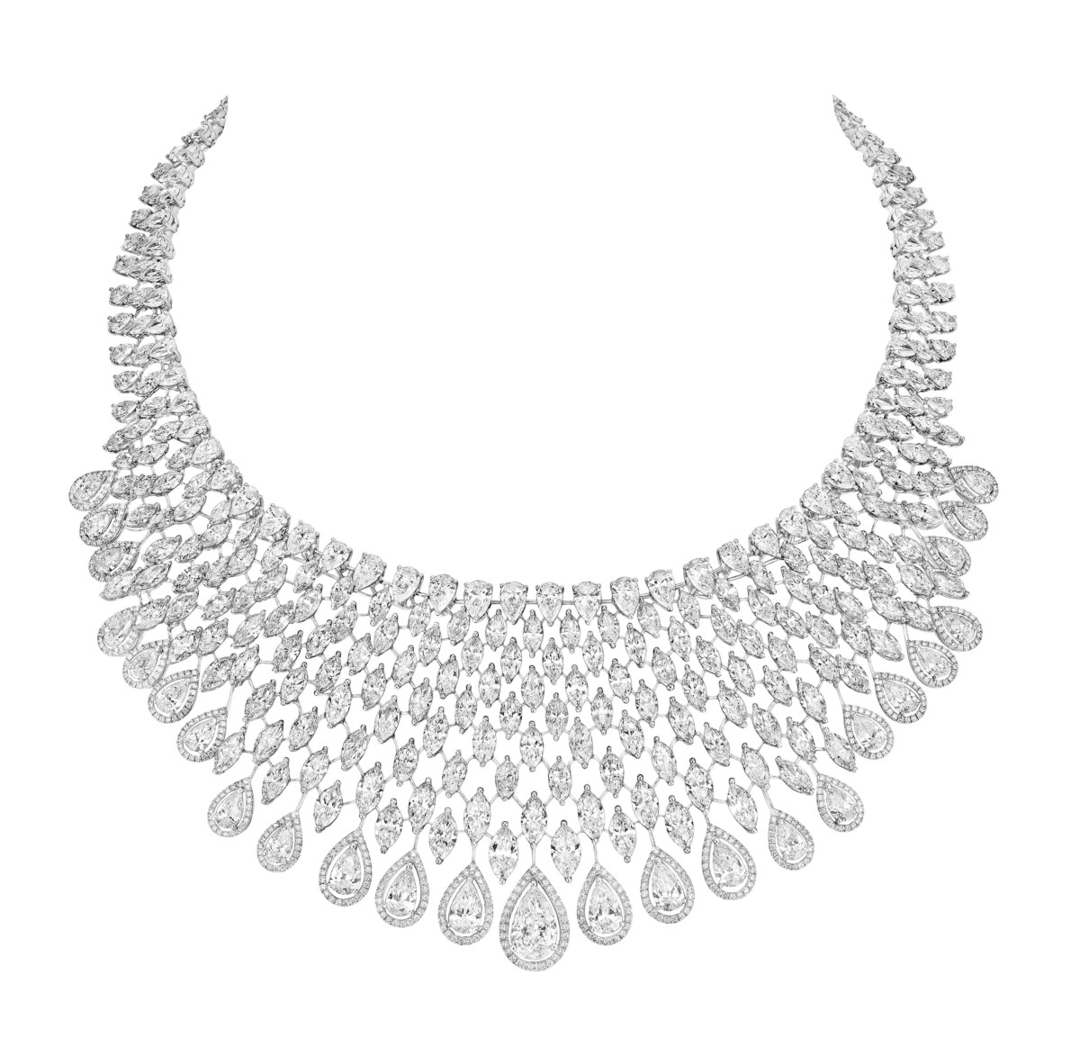 Messika Paris – Collier Shahrazad 6942
