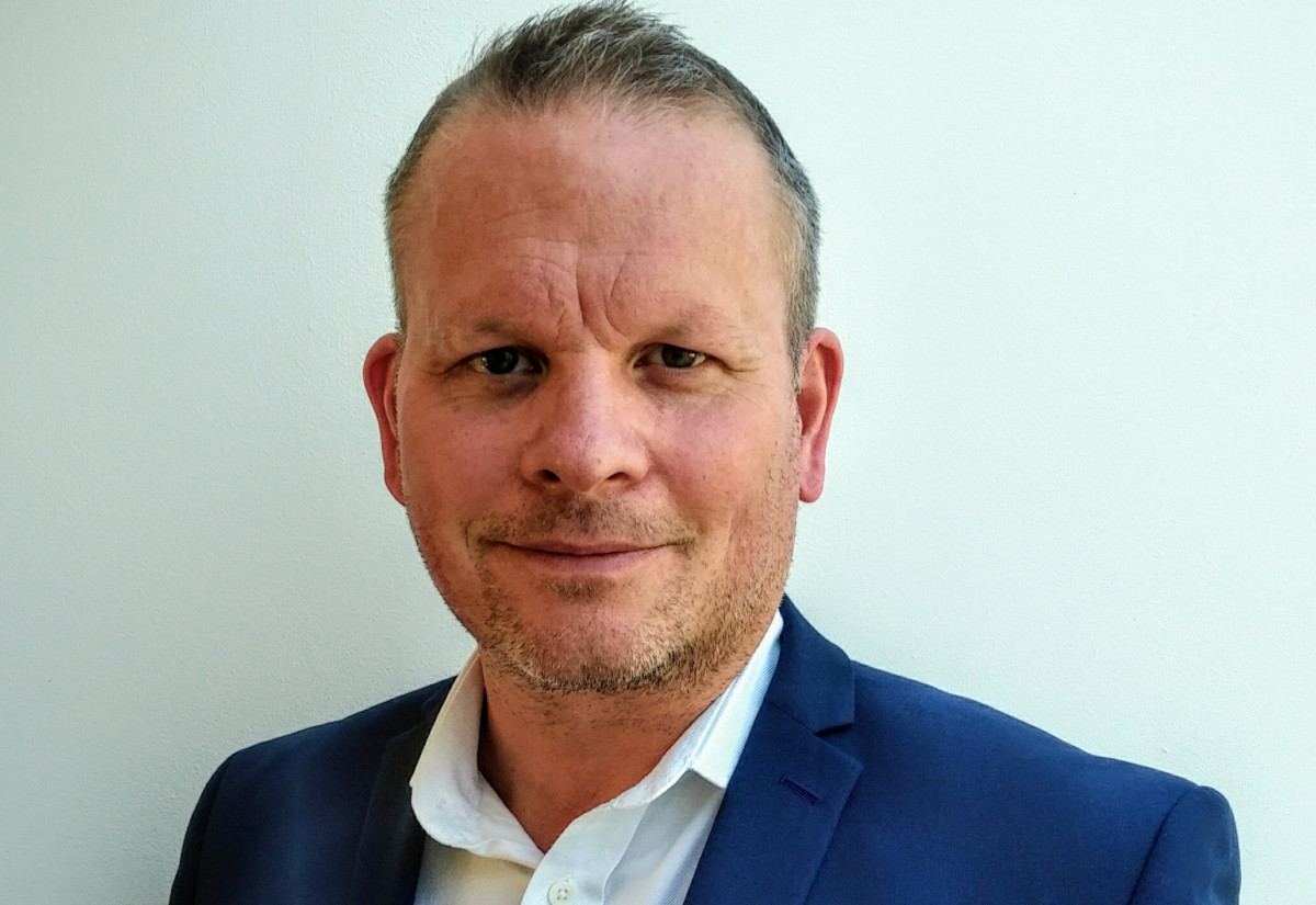 Peter Carmichael – Area Sales Manager for southern England