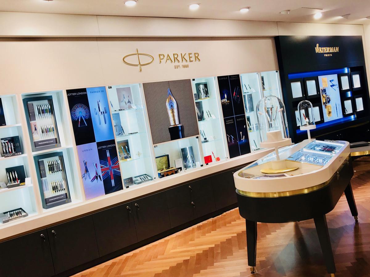 Parker Pen project