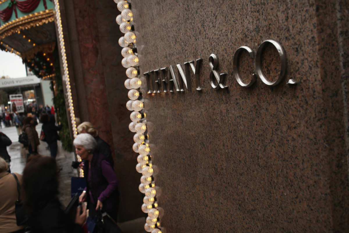 Tiffany Reports Over 60 Percent Increased In Quarterly Profits, Fueled By Sales In Asia