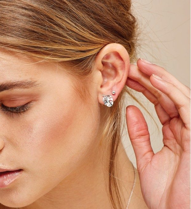 Henryka Silver 'Mini Studs' Collection – October 2018