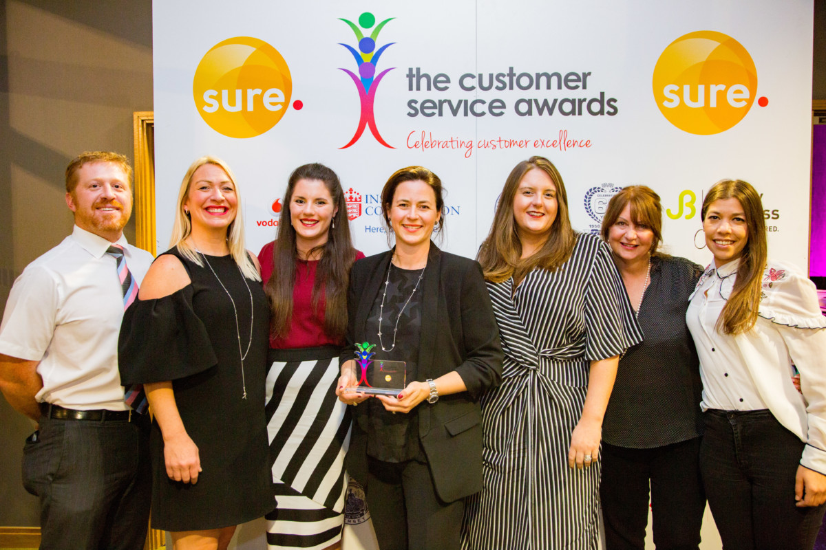 Rivoli Jewellers Customer Service Awards 2018