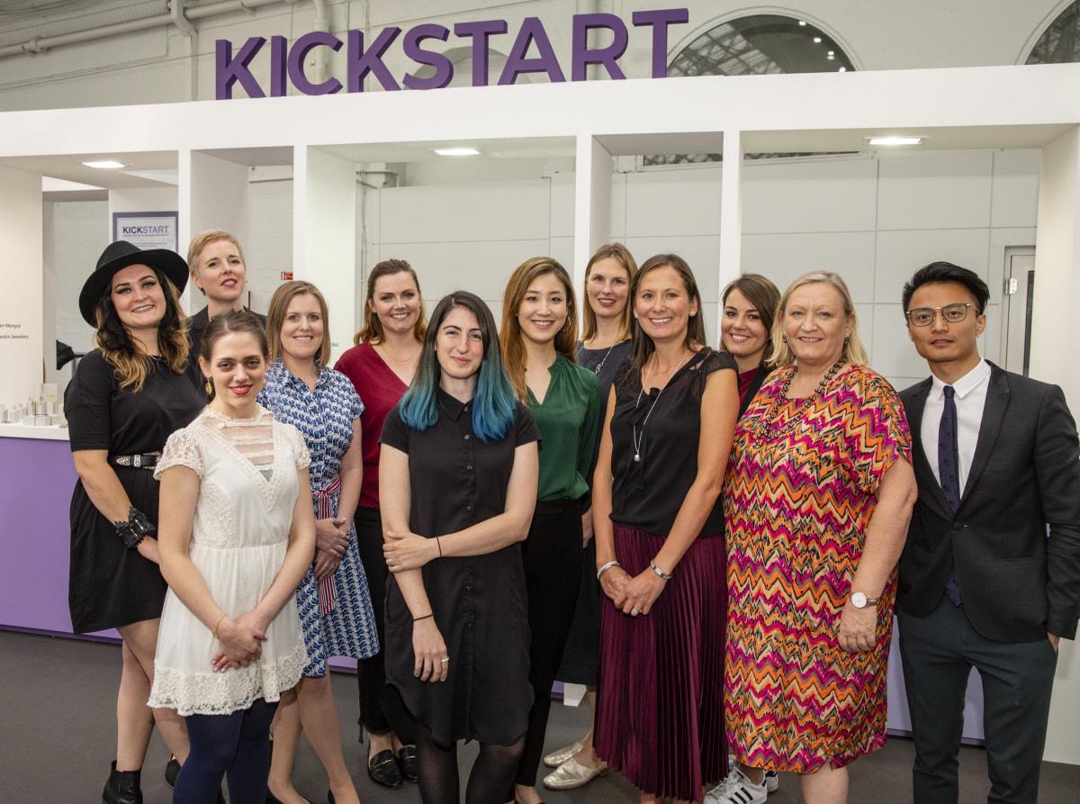 Kickstart exhibitors