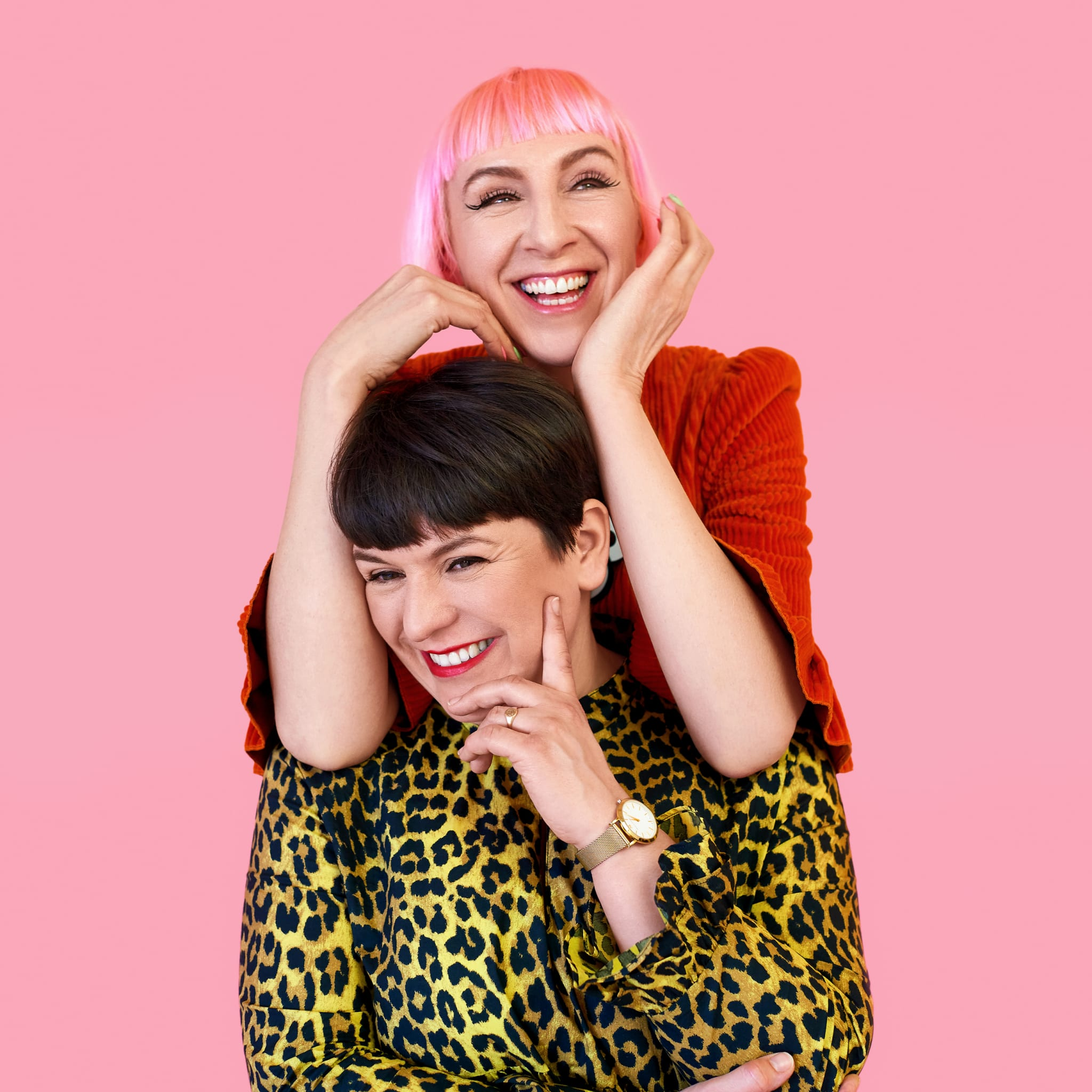 Harriet Vine and Rosie Wolfenden founders Tatty Devine ©