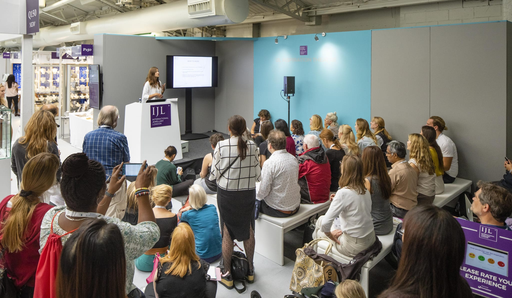 Ijl Calls On Industry Professionals To Submit Seminar Ideas