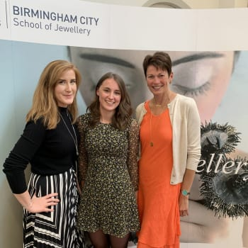 Anna Burkett, Megan Watkins and Fabulous Owner, Jo Stroud