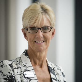 Marion Wilson, Academy Director (1) 2016