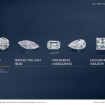 Screenshot_De Beers homepage