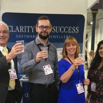 The Clarity & Success team celebrates its success at IJL 2019