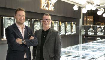 Kyron Keogh & Grant Mitchell 1