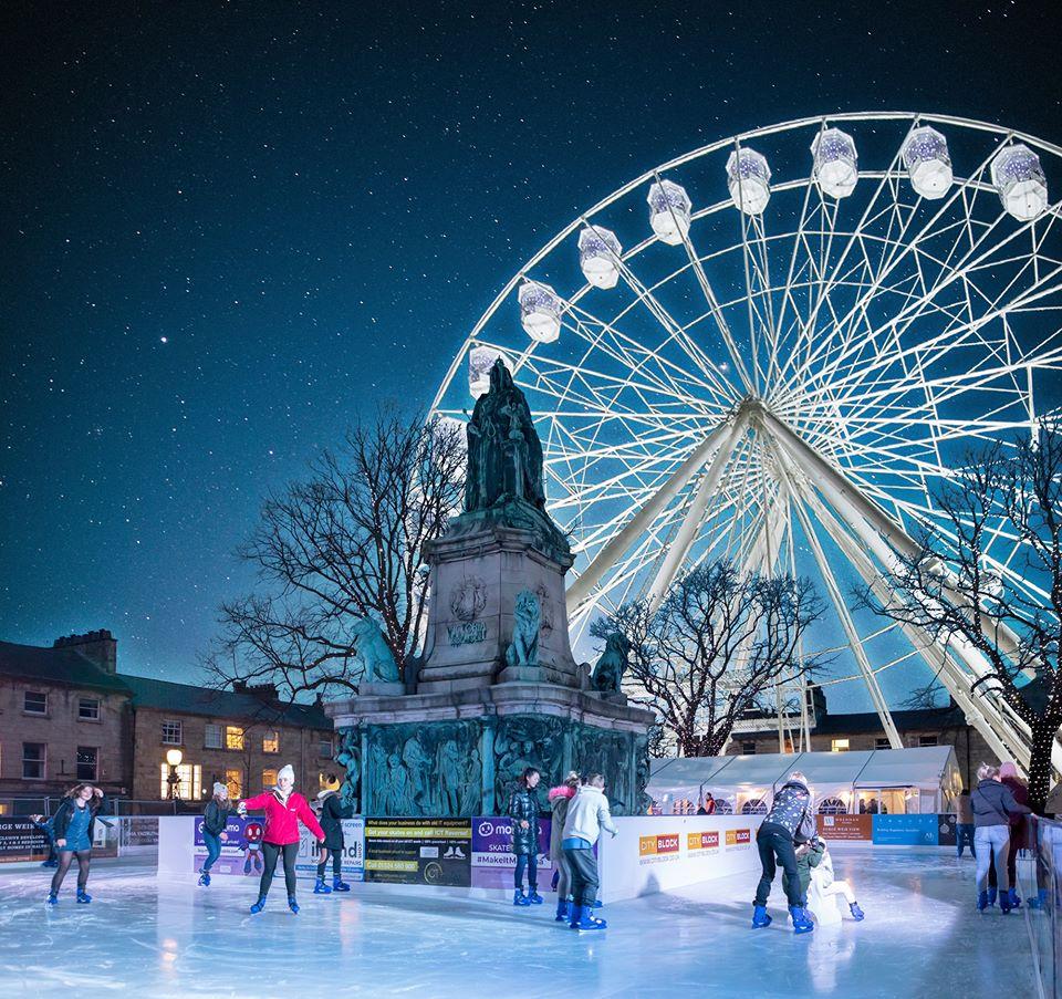 Lancaster on Ice