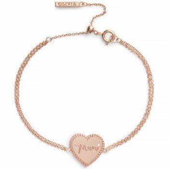 OLIVIA BURTON – OBJLHB14 – MUM BRACELET ROSE GOLD – £50.00