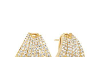 Sif Jakobs Jewellery – PORTOFINO FASCINO EARRING-E61913-CZSG