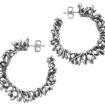 10819_Berries Hoop Earrings