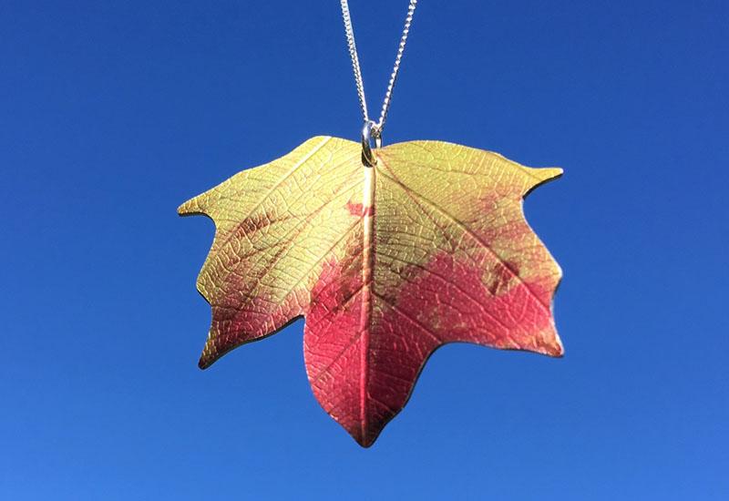 A2 Maple leaf