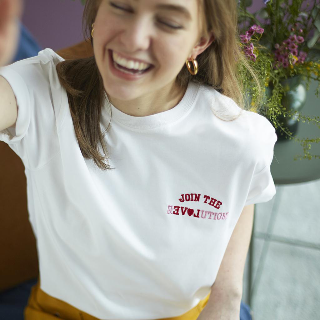 Join The Revolution T Shirt £26 notonthehighstreet