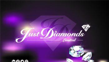 Just Diamonds logo March 2020