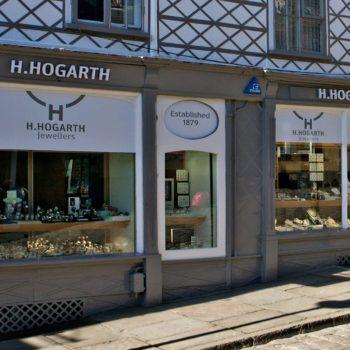 HOGARTH STORE FRONT