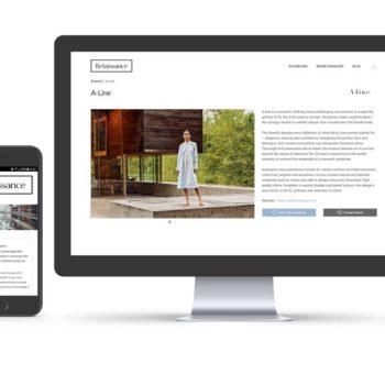 Retaissance Website