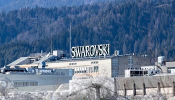 AUSTRIA-HEALTH-VIRUS-SWAROVSKI-CRYSTAL