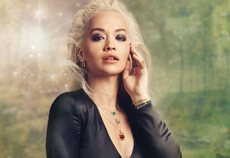Thomas Sabo Rita Ora