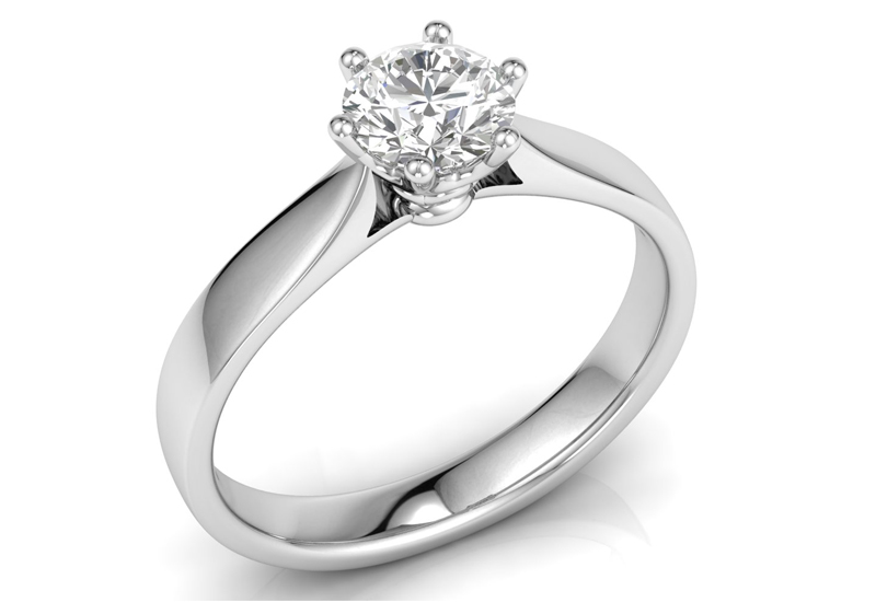 Andre Michael GIA certified ring two 5.2.20