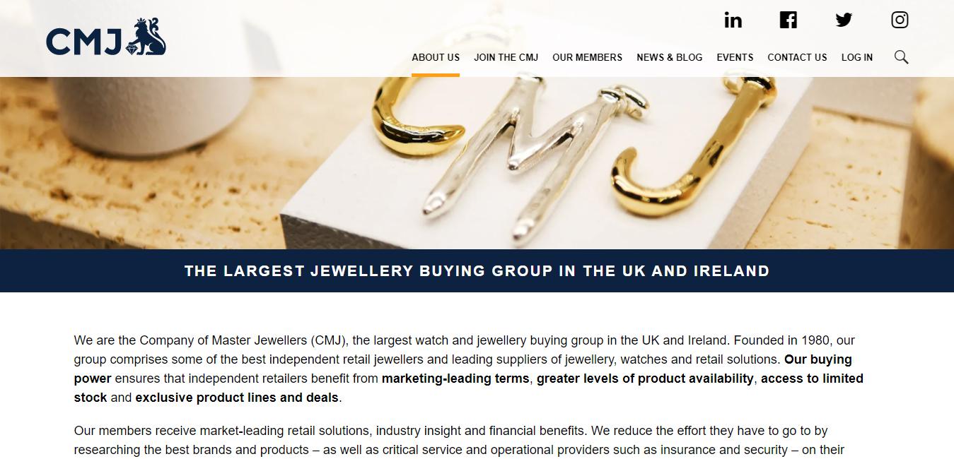 CMJ website