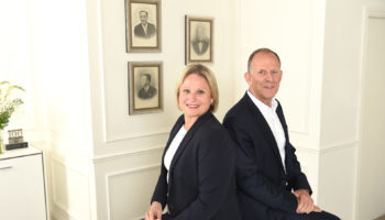 Beaverbrooks-MD-Anna-Blackburn-and-Chairman-Mark-Adlestone-OBE-DL