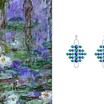 The+Impressionists-18k+white+gold,+diamonds,+lapis+lazuli+,+green+chalcedony+++copy (1)