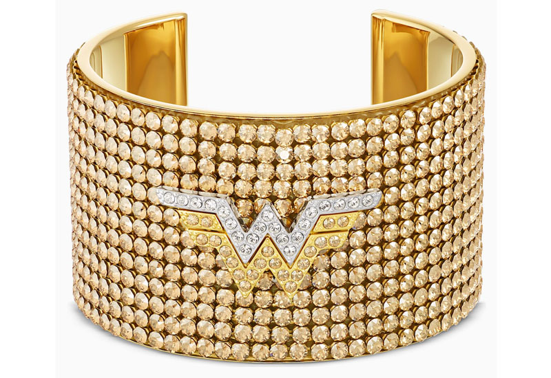 Wonder woman swarovski 4
