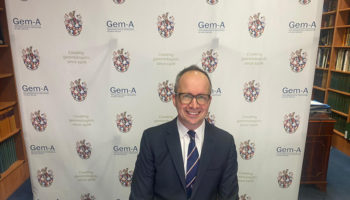 Gem-A CEO Alan Hart ahead of the Virtual AGM
