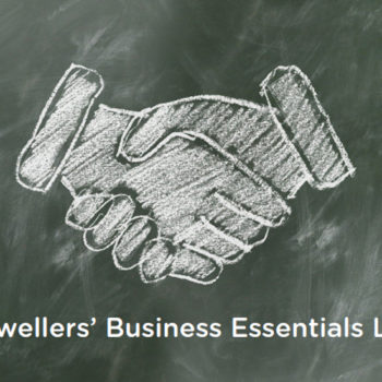 Jewellers Business Essentials List logo