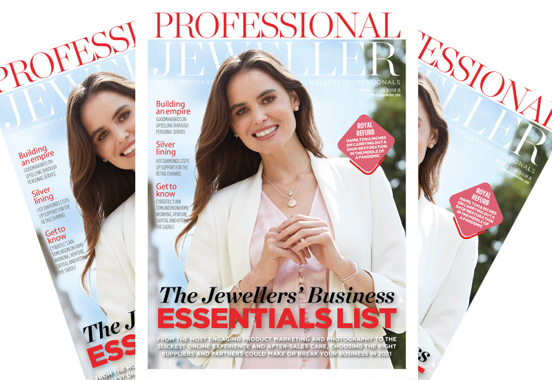 Start your recovery strategy now with the latest edition of Professional Jeweller