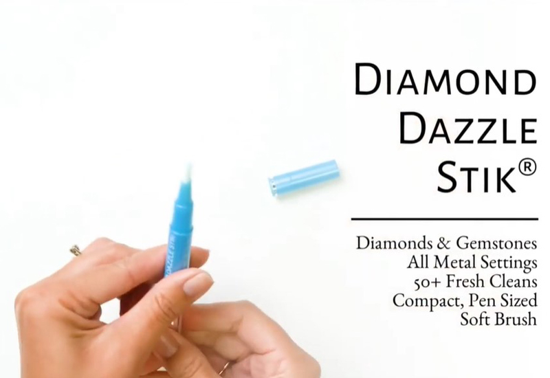 VIDEO: Diamond Dazzle Stik by Connoisseurs UK