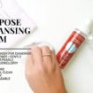 cleansing foam
