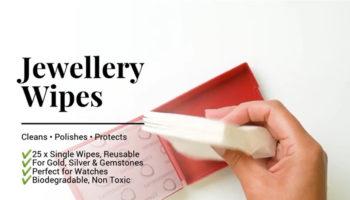 jewellery wipes
