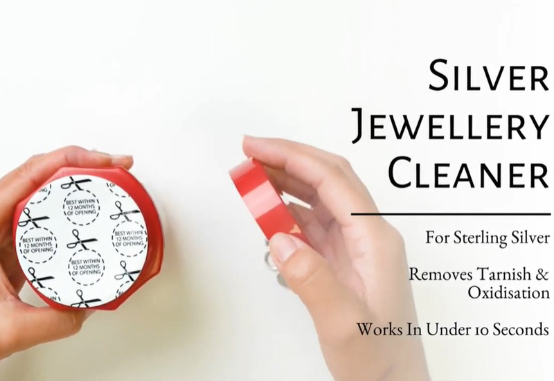 VIDEO: Silver Jewellery Cleaner by Connoisseurs UK
