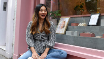 Connie Nam, Founder of Astrid & Miyu