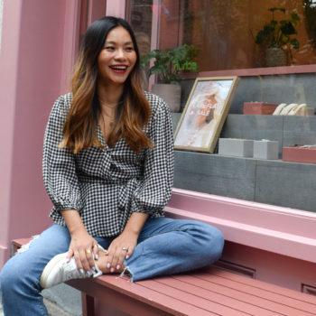 Connie Nam, Founder of Astrid & Miyu
