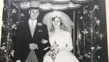 Rodney & Sonya Vinn, grandparents of Chloe Adlestone, fourth generation Beaverbrooks family member