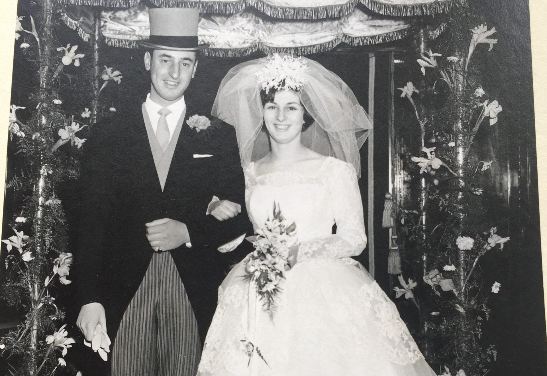 Rodney & Sonya Vinn, grandparents of Chloe Adlestone, fourth generation Beaverbrooks family member