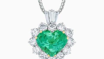 emerald necklace steven stone