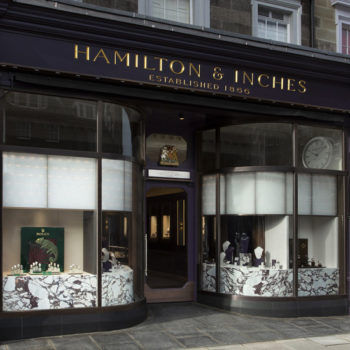 Hamilton & Inches – exterior