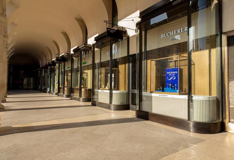 GALLERY: Take a look inside London's new Bucherer UK flagship