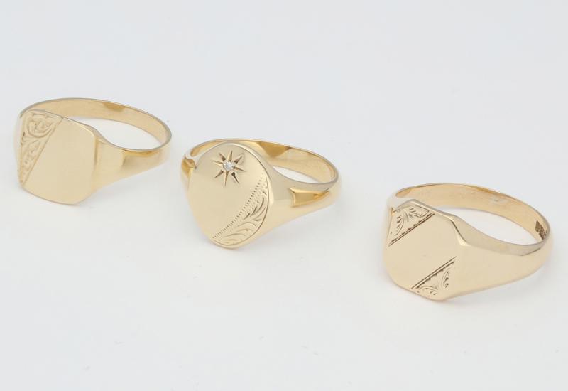 Rings-White