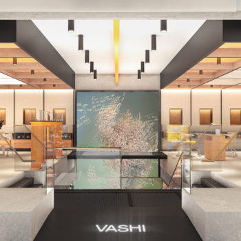 Vashi – Covent Garden Store – Main Entrance