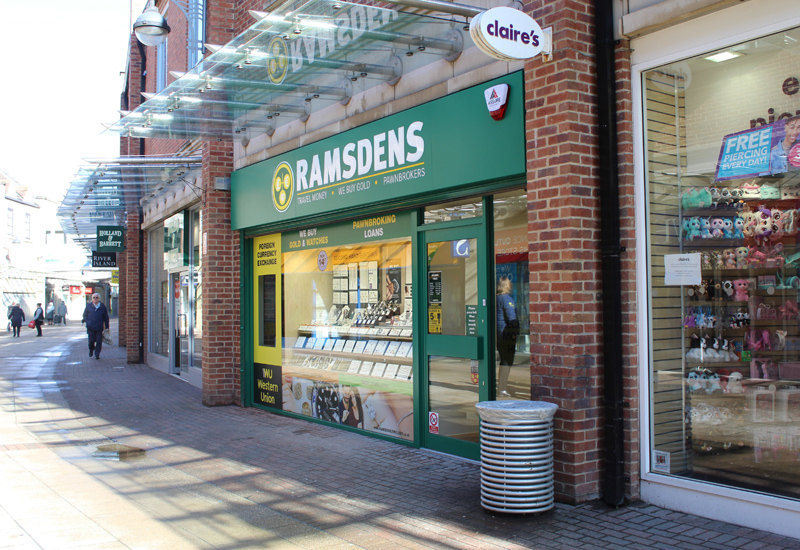 Ramsdens defies the odds to boost jewellery sales by £1m during lockdown